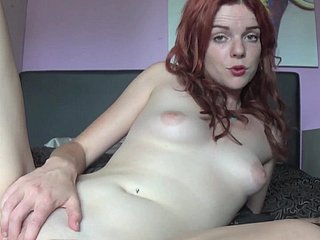 redhead make one's gorge rise there you