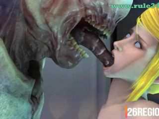 Ultimate 3D Monster Porn Compilation