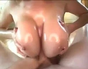 Cushy Big Boobs Titfuck